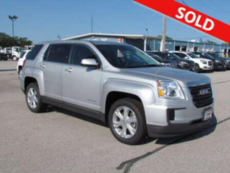 2017 GMC TERRAIN SLE-1 for Sale  - 3380  - Coffman Truck Sales