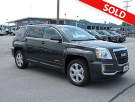 2017 GMC TERRAIN SLE-2 for Sale  - 3402  - Coffman Truck Sales