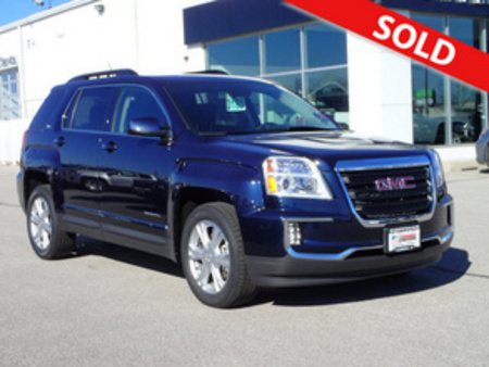 2017 GMC TERRAIN SLE-2 for Sale  - 3181  - Coffman Truck Sales