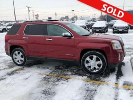2014 GMC TERRAIN SLT-2 for Sale  - 8517  - Coffman Truck Sales