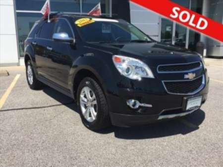 2012 Chevrolet Equinox LTZ for Sale  - 8308  - Coffman Truck Sales