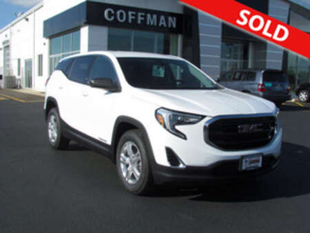 2018 GMC TERRAIN SL for Sale  - 3545  - Coffman Truck Sales