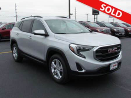 2018 GMC TERRAIN SLE for Sale  - 3483  - Coffman Truck Sales