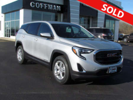 2018 GMC TERRAIN SLE for Sale  - 3616  - Coffman Truck Sales