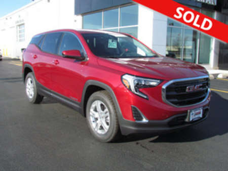 2018 GMC TERRAIN SLE for Sale  - 3602  - Coffman Truck Sales