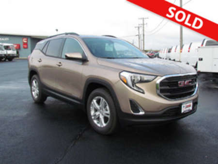 2018 GMC TERRAIN SLE for Sale  - 3527  - Coffman Truck Sales