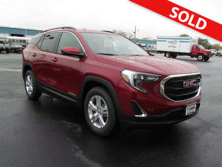 2018 GMC TERRAIN SLE for Sale  - 3528  - Coffman Truck Sales