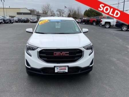 2018 GMC TERRAIN SLE for Sale  - 3700  - Coffman Truck Sales