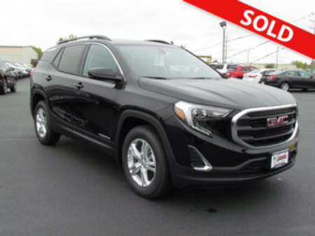 2018 GMC TERRAIN SLE for Sale  - 3487  - Coffman Truck Sales