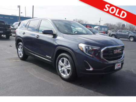2018 GMC TERRAIN SLE for Sale  - 3631  - Coffman Truck Sales