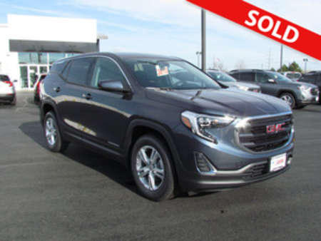 2018 GMC TERRAIN SLE for Sale  - 3610  - Coffman Truck Sales