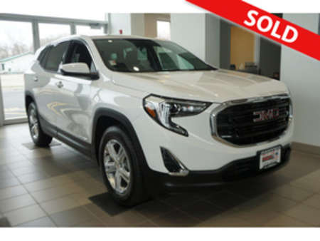 2018 GMC TERRAIN SLE for Sale  - 3820  - Coffman Truck Sales