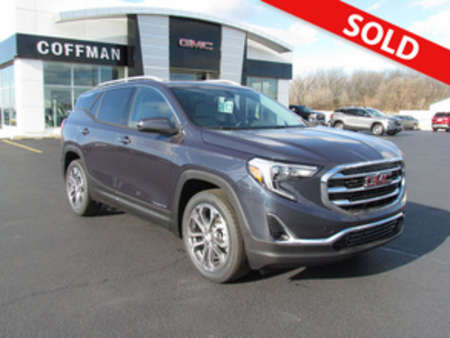 2018 GMC TERRAIN SLT for Sale  - 3613  - Coffman Truck Sales