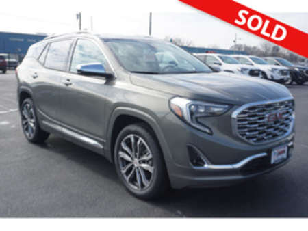 2018 GMC TERRAIN Denali for Sale  - 3666  - Coffman Truck Sales