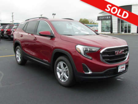 2018 GMC TERRAIN SLE for Sale  - 3474  - Coffman Truck Sales