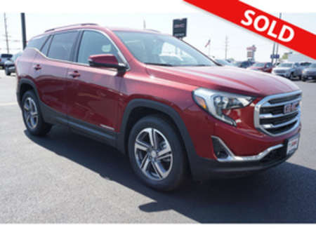 2018 GMC TERRAIN SLT for Sale  - 3793  - Coffman Truck Sales