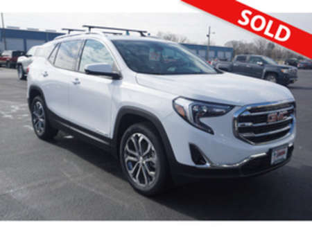 2018 GMC TERRAIN SLT for Sale  - 3721  - Coffman Truck Sales