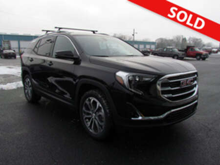 2018 GMC TERRAIN SLT for Sale  - 3695  - Coffman Truck Sales