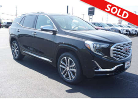 2018 GMC TERRAIN Denali for Sale  - 3827  - Coffman Truck Sales