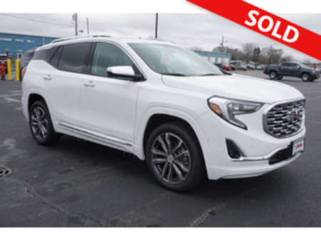 2018 GMC TERRAIN Denali for Sale  - 3809  - Coffman Truck Sales