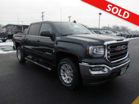 2018 GMC Sierra 1500 SLE for Sale  - 3641  - Coffman Truck Sales