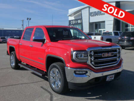 2017 GMC Sierra 1500 SLT for Sale  - 3249  - Coffman Truck Sales
