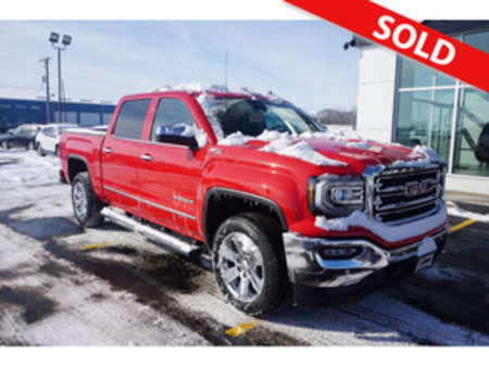 2018 GMC Sierra 1500 SLT for Sale  - 3640  - Coffman Truck Sales