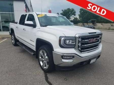 2016 GMC Sierra 1500 SLT for Sale  - 8407  - Coffman Truck Sales