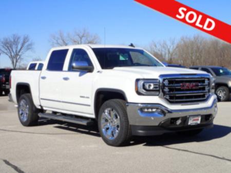 2017 GMC Sierra 1500 SLT for Sale  - 3225  - Coffman Truck Sales