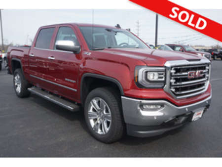 2018 GMC Sierra 1500 SLT for Sale  - 3763  - Coffman Truck Sales