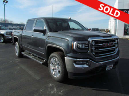 2018 GMC Sierra 1500 SLT for Sale  - 3592  - Coffman Truck Sales