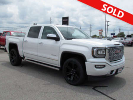 2017 GMC Sierra 1500 Denali for Sale  - 3384  - Coffman Truck Sales