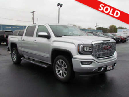 2017 GMC Sierra 1500 Denali for Sale  - 3532  - Coffman Truck Sales