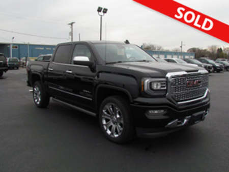 2018 GMC Sierra 1500 Denali for Sale  - 3568  - Coffman Truck Sales