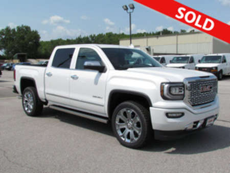 2017 GMC Sierra 1500 Denali for Sale  - 3404  - Coffman Truck Sales