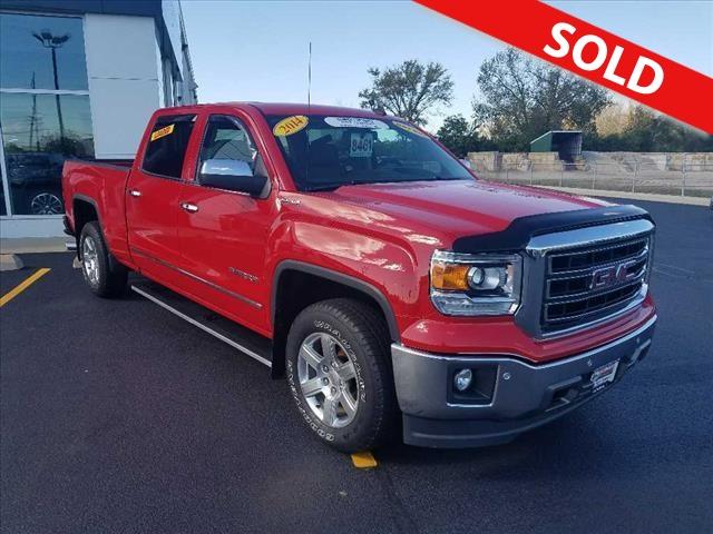 2014 GMC Sierra 1500  - Coffman Truck Sales