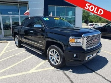 2014 GMC Sierra 1500 Denali for Sale  - 8375  - Coffman Truck Sales