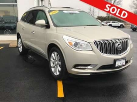 2015 Buick Enclave Premium for Sale  - 8480  - Coffman Truck Sales