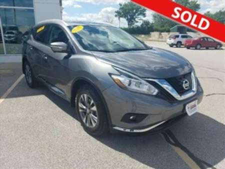2015 Nissan Murano SL for Sale  - 8396  - Coffman Truck Sales