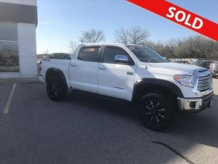 2016 Toyota Tundra Limited for Sale  - 8361  - Coffman Truck Sales