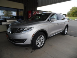 2016 Lincoln MKX BC