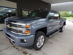 2016 Chevrolet Silverado 2500HD High