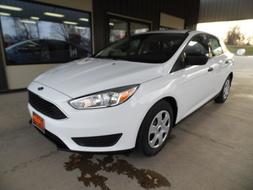 2017 Ford Focus DARK