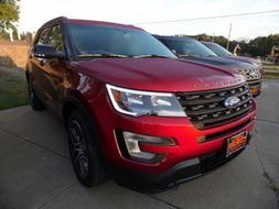 2017 Ford Explorer CW 4