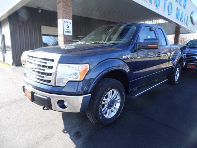 2014 ford f 150 lariat 4wd supercab stock 30125a fairfield ia 52556. Black Bedroom Furniture Sets. Home Design Ideas