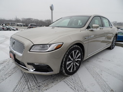 2017 Lincoln Continental CAPP