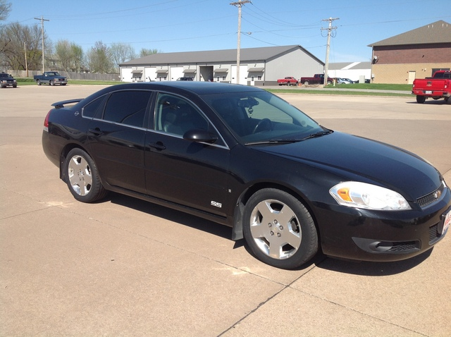2006 chevrolet impala ss stock 398078 west liberty ia. Black Bedroom Furniture Sets. Home Design Ideas