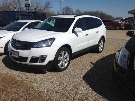 2016 Chevrolet Traverse LT for Sale  - 264701  - Wiele Chevrolet, Inc.
