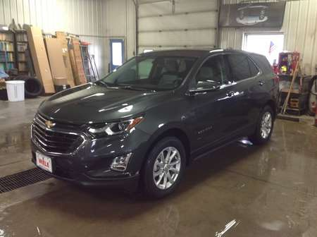 2018 Chevrolet Equinox LT for Sale  - 293266  - Wiele Chevrolet, Inc.
