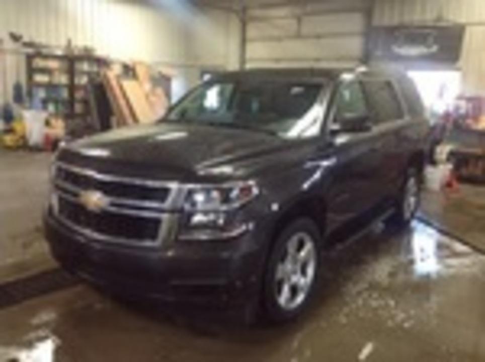 2015 Chevrolet Tahoe  - Wiele Chevrolet, Inc.